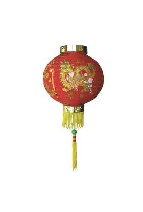 Shandong Destek Çin Feneri Ejderha Ca08 H:19Cm D:20Cm