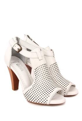 Gön Deri Kadın Sandalet 26004