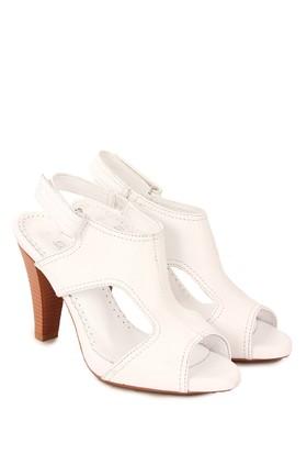 Gön Deri Kadın Sandalet 26031