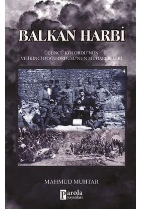 Balkan Harbi: Üçüncü Kolordu'Nun Ve İkinci Doğu Ordusu'Nun Muharebeleri
