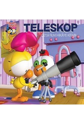 Limon İle Zeytin Teleskop: Çizgi Film Hikayeleri - Salih Memecan