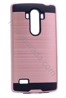 Case 4U LG G4 Beat Korumalı Kapak Rose Gold*