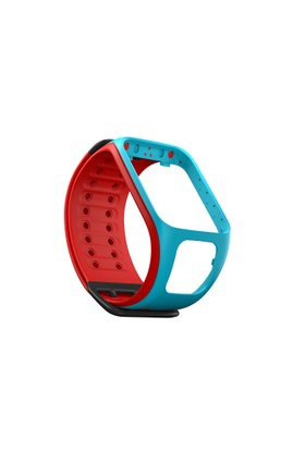 Tomtom Watch Strap L Blue - Red (L)