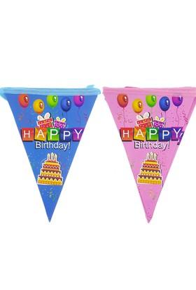 Tahtakale Toptancısı Flama Happy Birthday