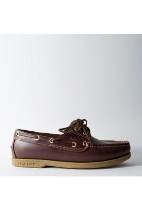 Dexter Navigator Erkek Kahverengi Deri Ayakkabı (P911-22)