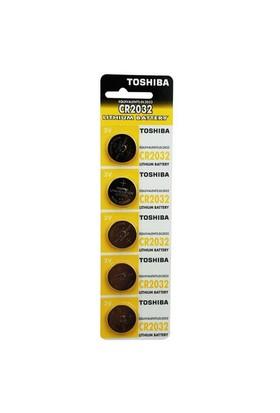 Toshiba CR2032 3V Lithium 5'li Pil