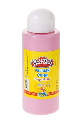 Play-Doh Parmak Boya 500 Ml Pembe PLAY-PR030
