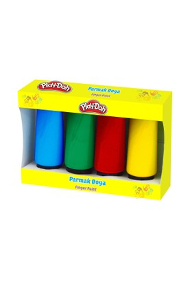 Play-Doh Parmak Boya 4X75 Ml PLAY-PR034
