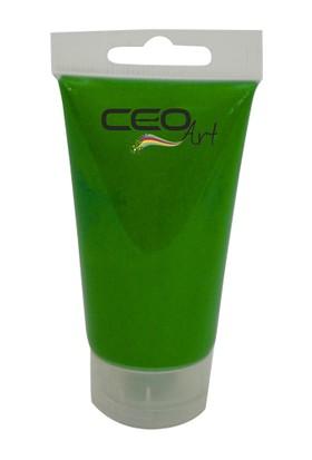 Ceo Art Akrilik Boya 75Ml Sap Green Yeşil CEO-AB0013