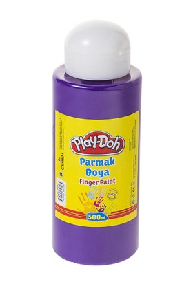Play-Doh Parmak Boya 500 Ml Mor PLAY-PR031