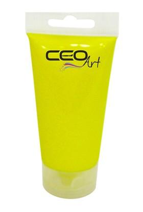 Ceo Art Akrilik Boya 75Ml Yellow Mid CEO-AB0004