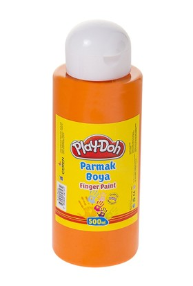 Play-Doh Parmak Boya 500 Ml Turuncu PLAY-PR032