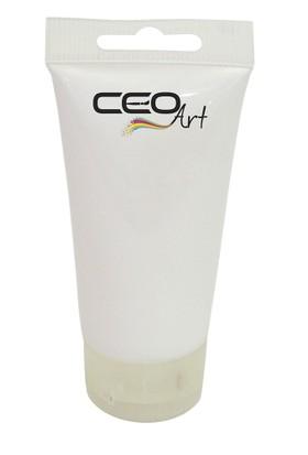 Ceo Art Akrilik Boya 75Ml White / Beyaz CEO-AB0001