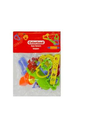 Colorland Hamur Kalıbı 13 Parça COLOR-HAK02