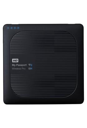 WD My Passport Wireless Pro 2TB Taşınabilir Disk WDBP2P0020BBK-EESN