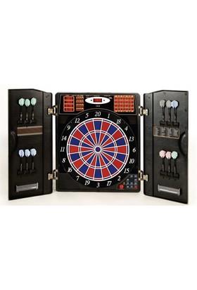 Profesyonel Elektronik Dart Tahtası Kabinli Pusula Oyun CB-90