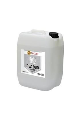 Bayer Kimya Dez 990 Hijyenik Elde Bulaşık Yıkama Deterjanı 20 Kg