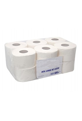 Anı-Lüx Mini Jumbo Tuvalet Kağıdı 24 Rulo