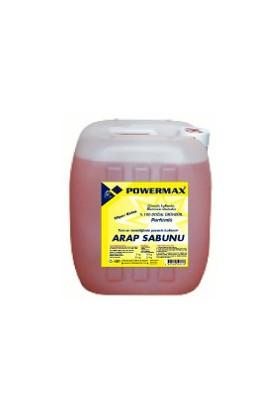 Powermax Sıvı Arap Sabunu 20 Kg