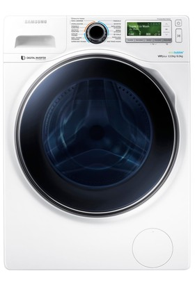 Samsung WD12J8420GW/AH A 12 kg Yıkama / 8 kg Kurutma 1400 Devir Çamaşır Makinesi