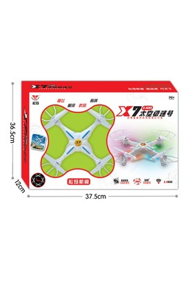 X Series X7 Space Explorer 2,4Ghz Quadcopter Drone