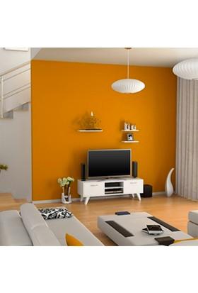 Hepsiburada Home Carmen Tv ünitesi 3 Raflı