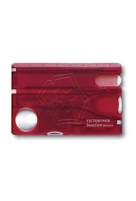Victorinox 0.7240.T SwissCard Manikür Seti