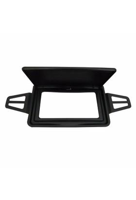 Mercedes İçin Siyah Renk Güneşlik Ayna Kapağı