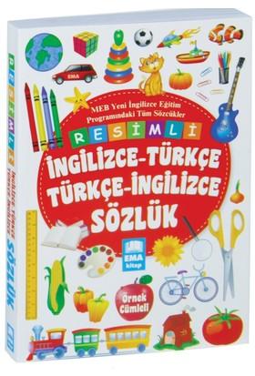 Resimli İngilizce Türkçe: Türkçe İngilizce Sözlük