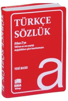 Türkçe Sözlük A'Dan Z'Ye Tdk Uyumlu (Plastik Kapak)