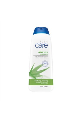 Avon Care Aloe Vera ve E Vitamini İçeren Vücut Losyonu - 400ml