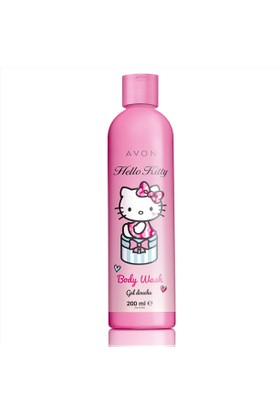 Avon Hello Kitty Vücut Şampuanı - 200ml