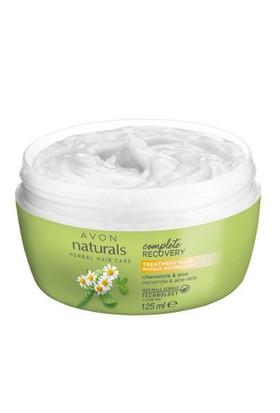 Avon Naturals Herbal Hair Care Papatya ve Aloe Özlü Saç Bakım Kremi - 125ml
