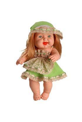 Senoş Bebek Saçlı-33cm