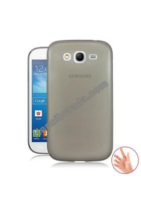 Teknomeg Samsung Galaxy Grand Neo Füme Silikon Kılıf