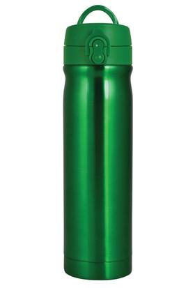 Çelik İçli Matara 500ml Ördek Yeşili