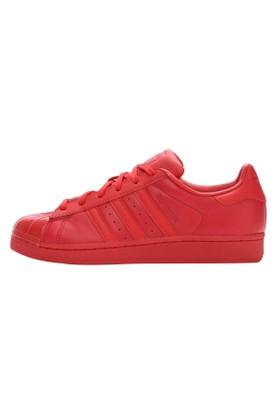 Adidas S76724 Superstar Glossy Toe Kadın Günlük Spor Ayakkabısı S76724Add