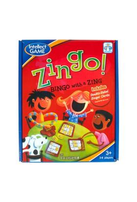 Hepsi Dahice Zingo- Bingo (Tombala) Oyunu İngilizce Eğitim