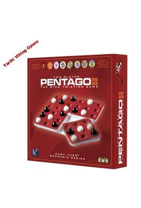 Hepsi Dahice Pentago Strateji ve Zeka Oyunu