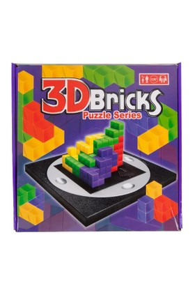 Biyax 3D Bricks Puzzle Series