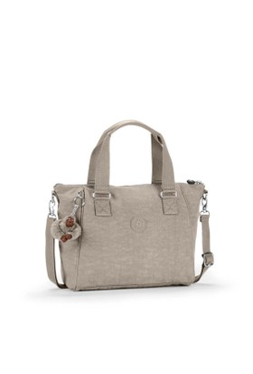Kipling Amiel Basic Warm Grey El Çantası K15371-828