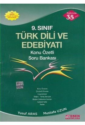 Esen Yayınları 9. Sınıf Türk Dili Ve Edebiyatı Konu Özetli Soru Bankası