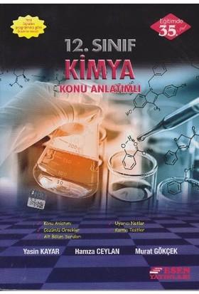 Esen Yayınları 12. Sınıf Kimya Konu Anlatımlı