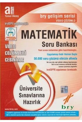 Birey Eğitim Yayıncılık A Serisi Temel Düzey Matematik Soru Bankası - Video Çözümlü