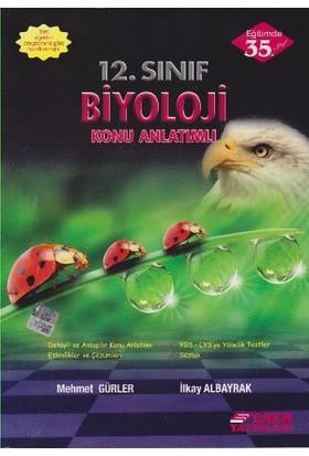 Esen Yayınları 12. Sınıf Biyoloji Konu Anlatımlı