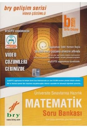 Birey Eğitim Yayıncılık B Serisi Orta Düzey Matematik Soru Bankası - Video Çözümlü