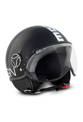 Momo Design Fgtr Classic Antrasit X Small Kask