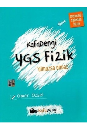 Eksen Yayınları Ygs Kafa Dengi Fizik Olmazsa Olmaz Soru Bankası