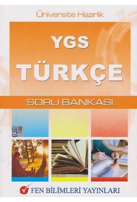 Fen Bilimleri Yayınları Fen Ygs Türkçe Soru Bankası