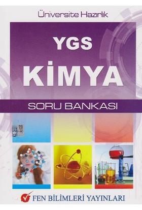 Fen Bilimleri Yayınları Ygs Kimya Soru Bankası